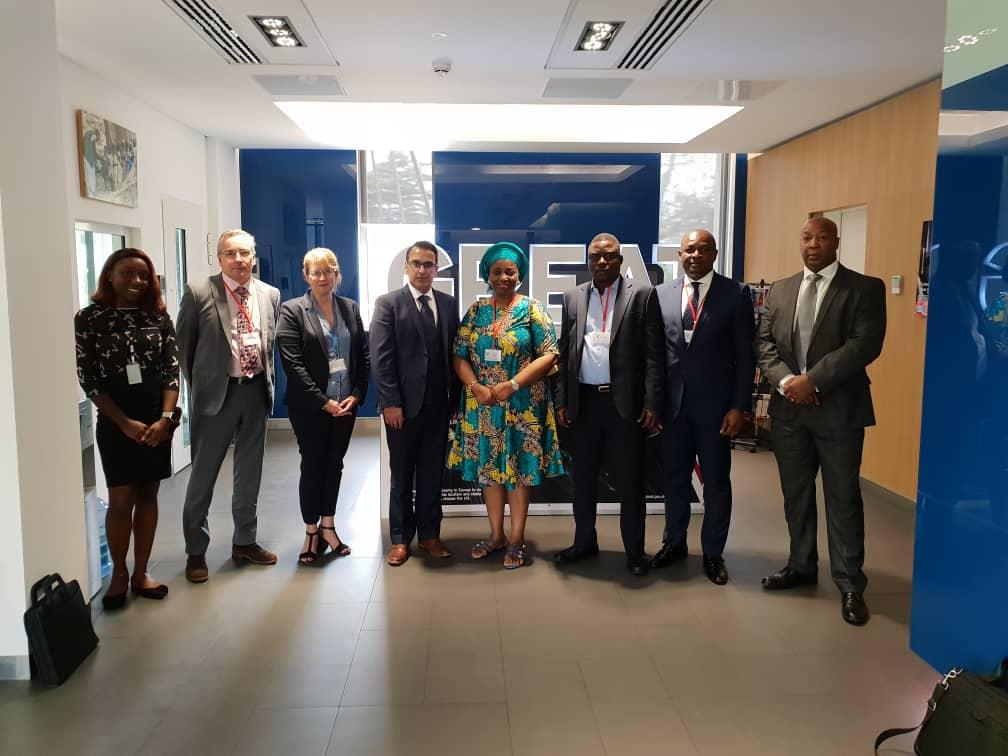 UK Delegate visit the British High Commission, Abuja Nigeria - Sectoredge